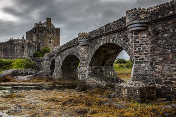 FototapetaEilean Donan Castle, Scotland, Uk