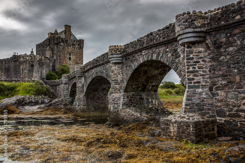 Eilean Donan Castle, Scotland, Uk - 75793455