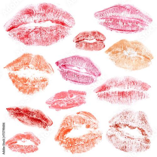 Fotografia  Lipstick kiss