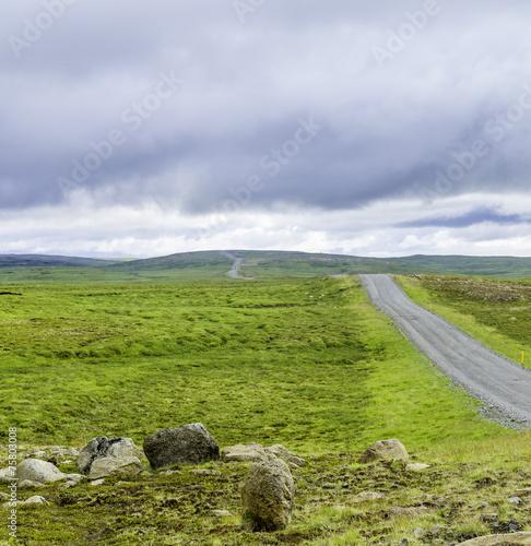 Icelandic Road Plakat