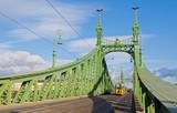 Most Wolności w Budapeszcie - Węgry