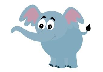 Fototapeta Słoń słoń