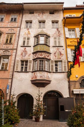Fotografie, Obraz  Bolzano, Trentino Alto Adige, Italia