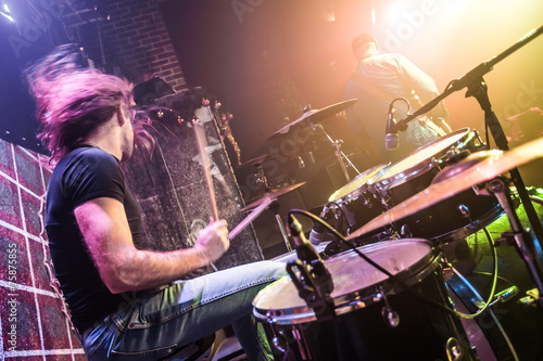 Foto Drummer