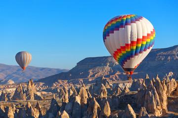 fototapeta balony latające  w Kapadocji Turcja