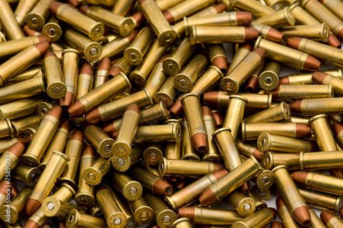 Tablou Canvas bullets