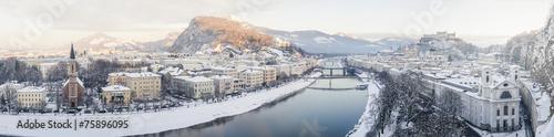 Fényképezés  Salzburg