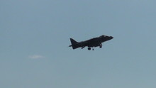 Modern Vertical Takeoff And Landing Jetfighter