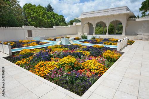 Fotografía Indian Char Bagh Garden in Hamilton Gardens - New Zealand