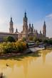 Basilica de Nuestra Senora del Pilar in Zaragoza
