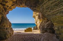 Cave At Praia Do Beliche