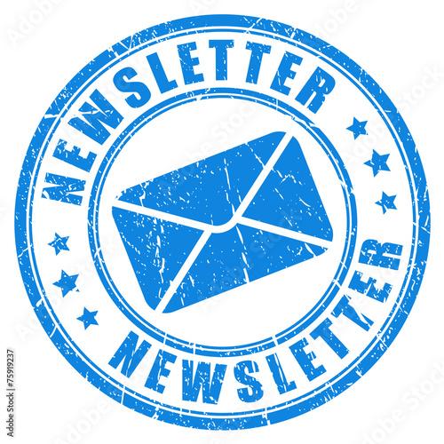 Pinturas sobre lienzo  Newsletter stamp