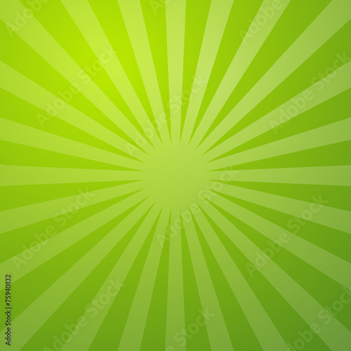 Abstract Vector Green Background Fototapete