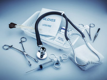 Medical Instruments For ENT Do...
