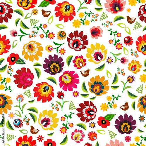 devicetraditional-polskie-wektory-ludowych-wzorow-kwiatowych