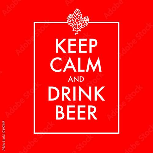 zachowaj-spokoj-i-napij-sie-plakatu-z-piwem