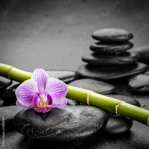 Naklejka na kafelki zen stones