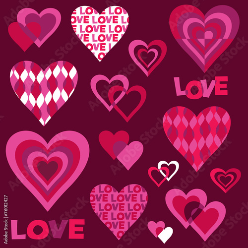 Fotografia, Obraz  mod valentines