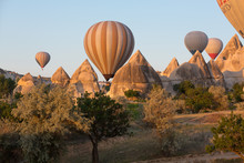 Tourist Attraction Of Cappadoc...