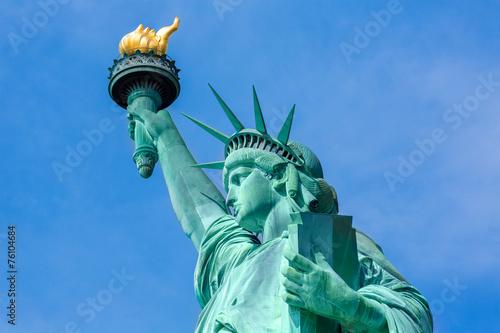 Papiers peints Statue of Liberty New York American Symbol USA