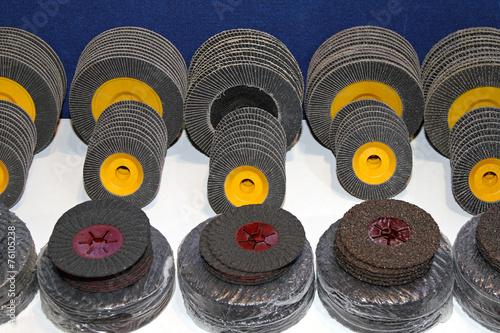 Valokuva  Sanding discs
