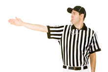Referee: Signalling A First Down
