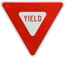 Signs: Yield To Traffic