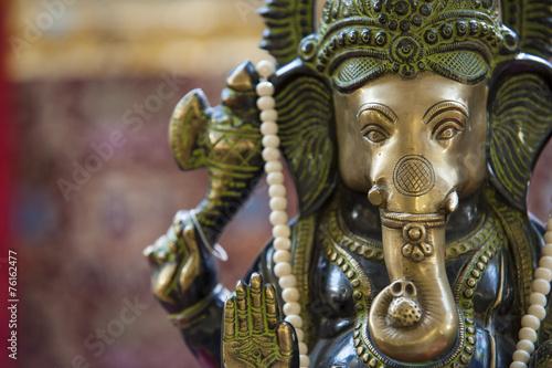 Fotografie, Obraz  Ganesh