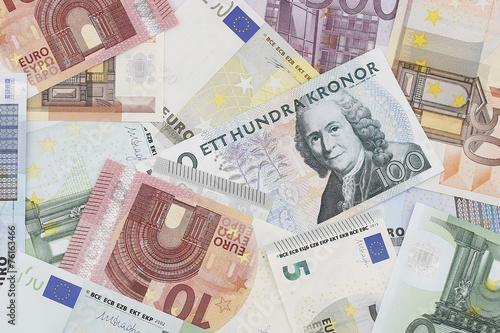 dän kronen euro