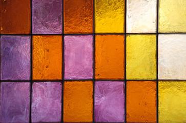 Obraz na Plexi vidriera país vasco 0883-f15