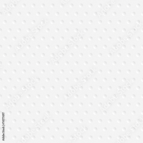White Background #Dimple Plate, Press Forming Fototapet