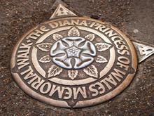 The Diana Princess Of Wales Memorial Walk