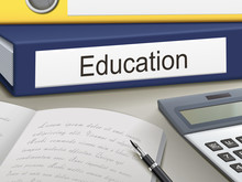 Education Binders