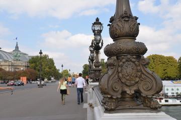 Fototapeta na wymiar RINCONES DE PARIS