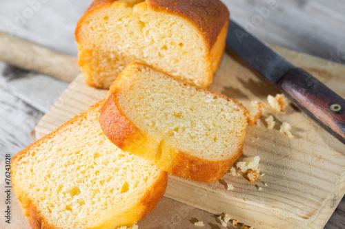 Photographie Homemade cake