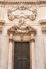 Architectural Detail Of Savona...
