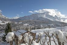 Cortina E L'intera Vallata