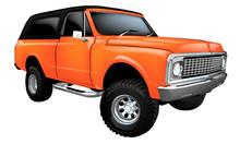 Classic Blazer Truck