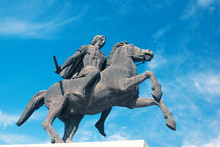 Statue Of Alexander The Great ...