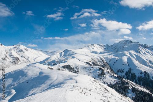 winter landscape #76267057