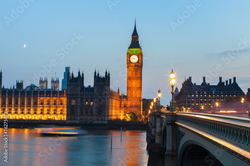 Foto op Canvas Praag London at night