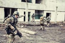 Rangers In Action