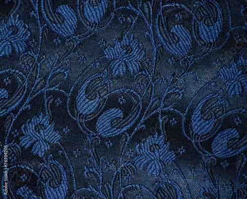 Fotografía  vintage brocade fabric detail