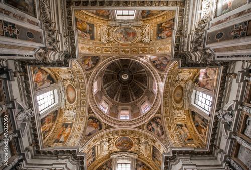 Fototapeta Cappella di Sisto V, Basilica Santa Maria Maggiore - Roma obraz