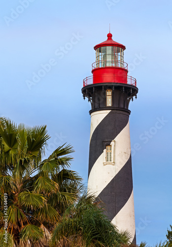 Papiers peints Phare Lighthouse at St. Augustine, Florida