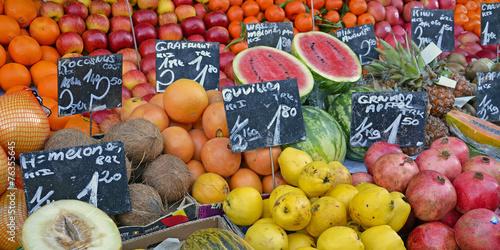 früchte und gemüse, vitamine Wallpaper Mural