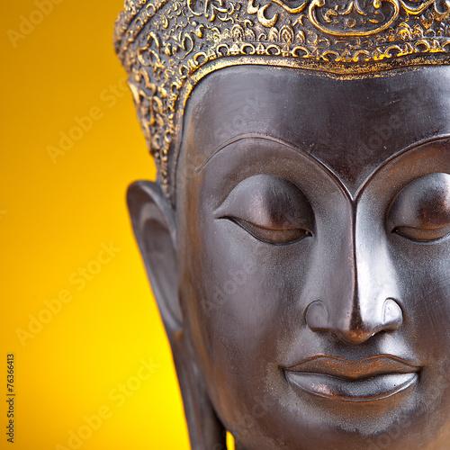 Obraz na plátně  Buddha Statur