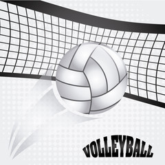 Fototapetavolleyball ball