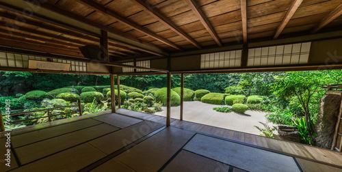 Cadres-photo bureau Kyoto 京都 詩仙堂 Kyoto