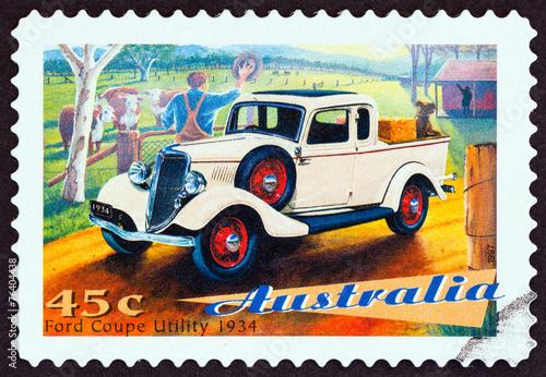 Foto  Ford Coupe Utility, 1934 (Australia 1997)